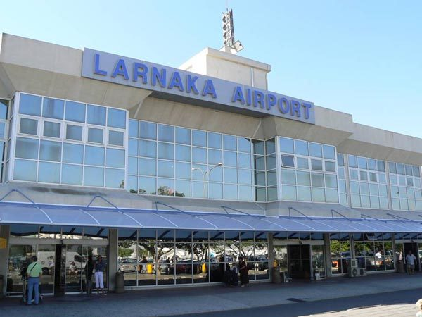 Old Larnaka Airport - 2000