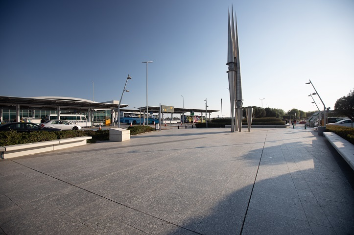 Forecourt Area - Larnaka Airport